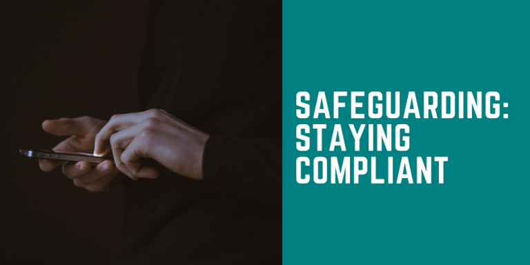 Safeguarding: Are you compliant image?